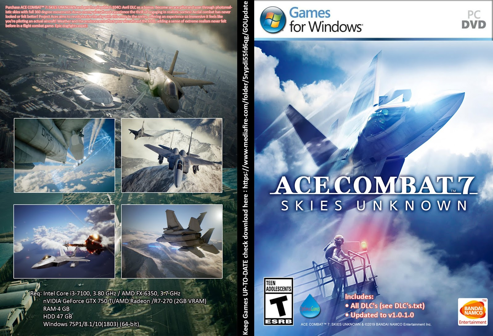 HOST - Hobby Online Shop Trading: Ace Combat™ 7 Skies Unknown