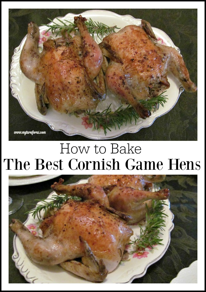 How to bake the best Cornish Game Hens