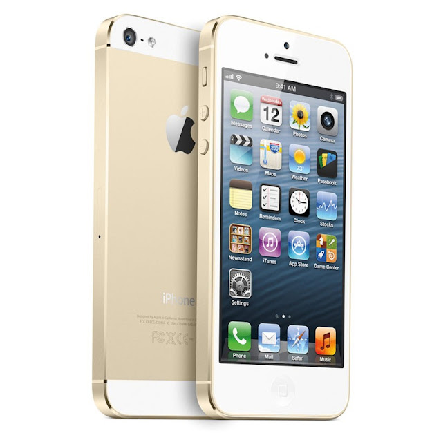 Apple iPhone 5s Gold -16 GB - Specs and Price
