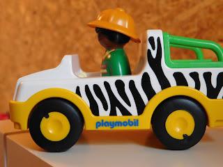 Playmobil Fahrzeug