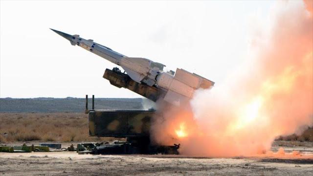 Israel dice haber destruido el 50% de defensa aérea de Siria
