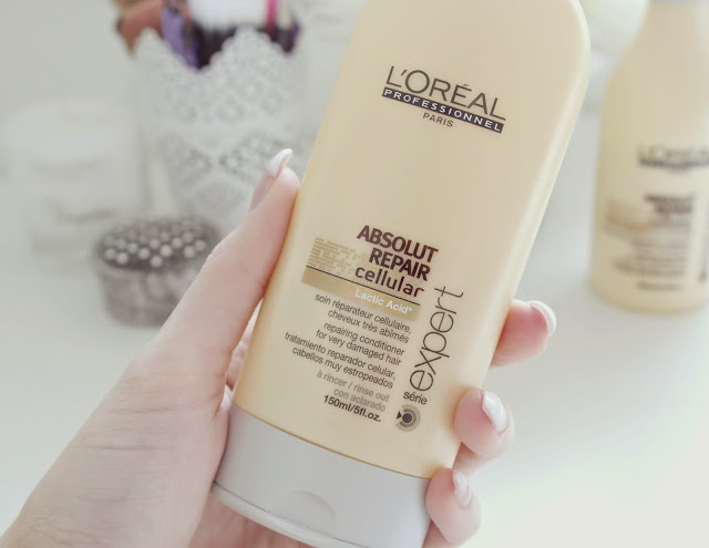 loreal professional absolut repair conditioner review