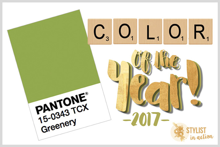 El rey de los colores en 2017 es un verde muy especial y se llama Greenery