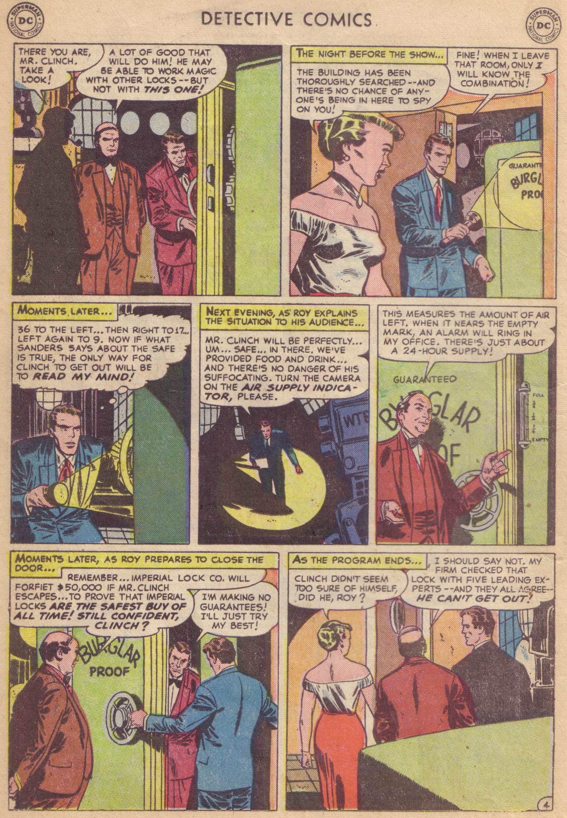 Read online Detective Comics (1937) comic -  Issue #177 - 20