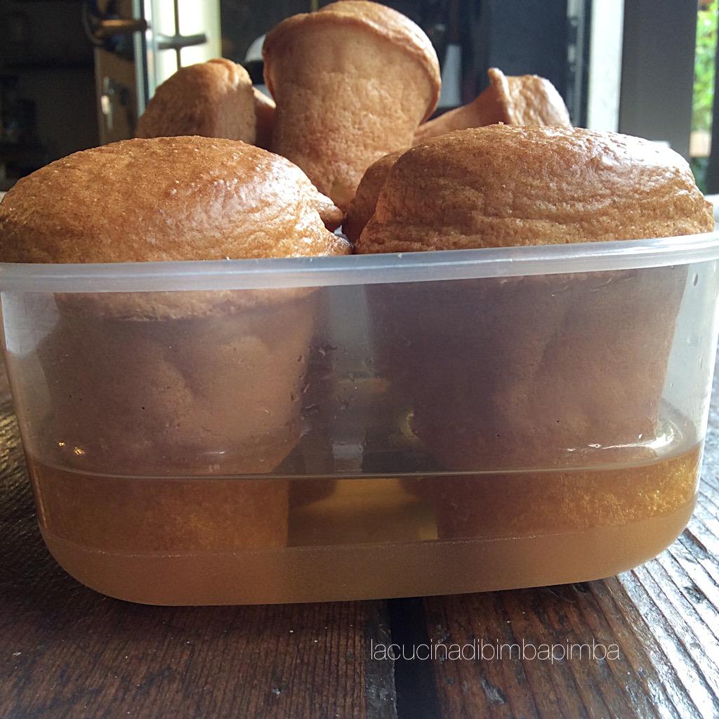 la cucina di bimba pimba: ricetta Babà senza glutine (con farine ...