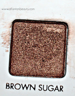Brown Sugar from Lorac's Mega Pro 3 Palette