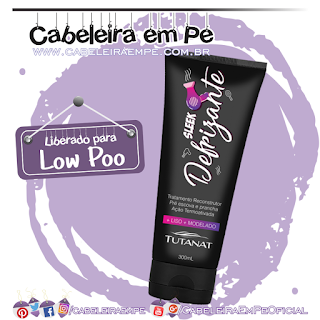 Defrizante Sleek - Tutanat (Low Poo)