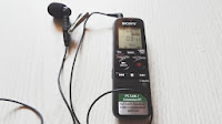 Sony ICD PX 333 Voice Recorder