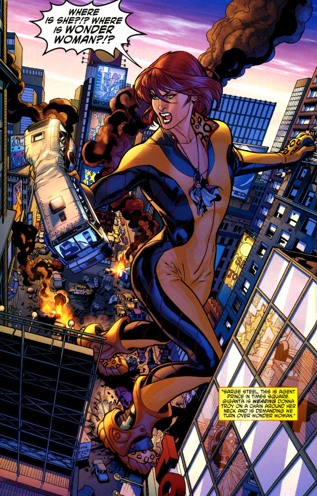 Read online Wonder Woman (2006) comic -  Issue #2 - 14