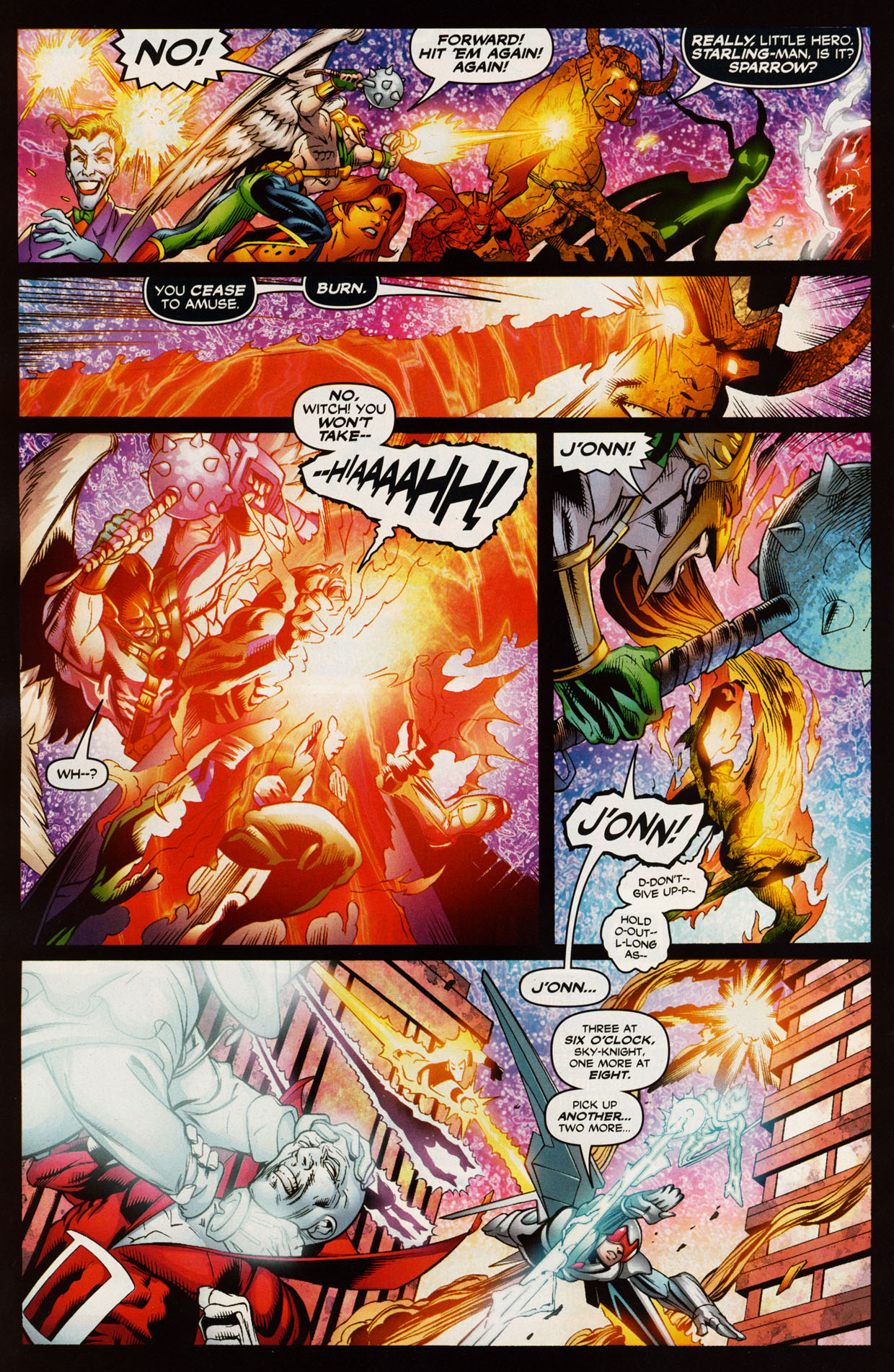 Read online Trinity (2008) comic -  Issue #39 - 31