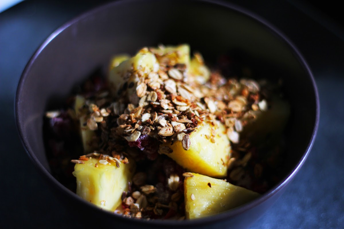myberlinfashion cookwithmemonday fruit granola homemade