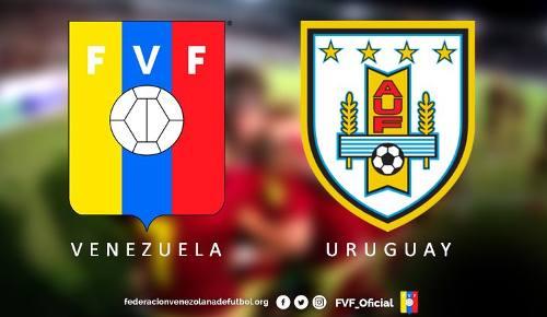 Ver Partido Venezuela vs Uruguay EN VIVO Gratis Por Internet Hoy 05/10/2017