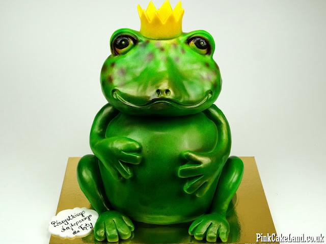 Frog Cake London
