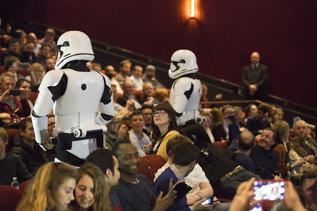 UK fan screening of Secrets Of The Force Awakens: A Cinematic Journey