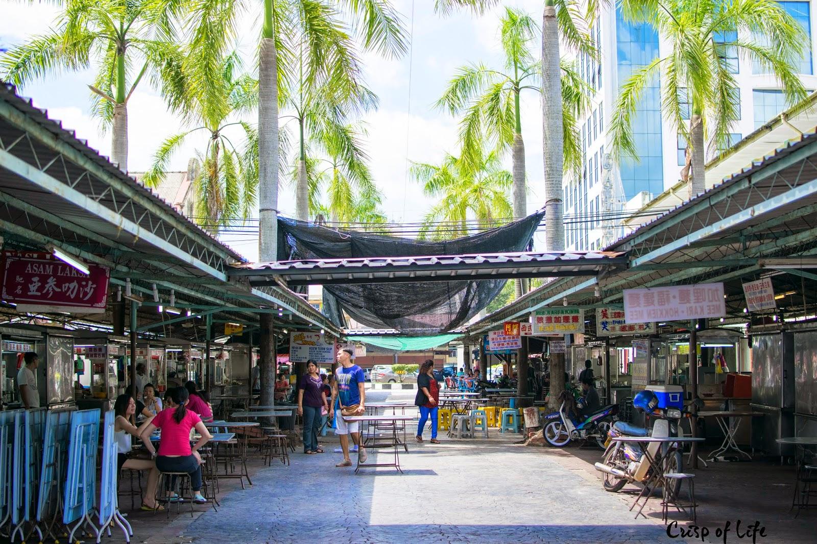 Sungai Petani Food Pengkalan Street 二街