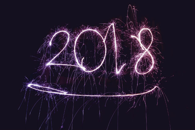 2018年にしたいこと