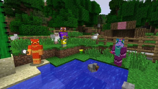 What Do You Think About Minecraft Pe Skin Creator App MCPE Skins - Skins para minecraft pe de rock