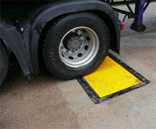 AgWeigh Portable Truck Scales