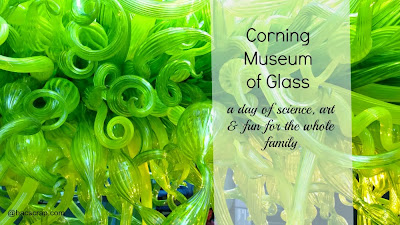 Family Travel - The Corning Museum of Glass: Chihuly Sculpture