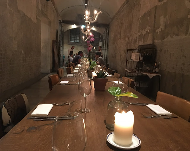 La Menagere Restaurant, Florence