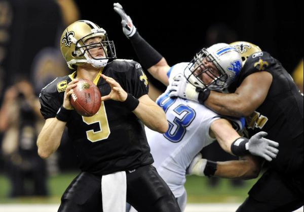 Real Football Analysis - The Football ERA - NFL Blog  If Brees sits ... d964471c75e0