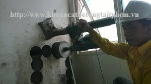 Khoan cắt bê tông tại thị xã Long Khánh
