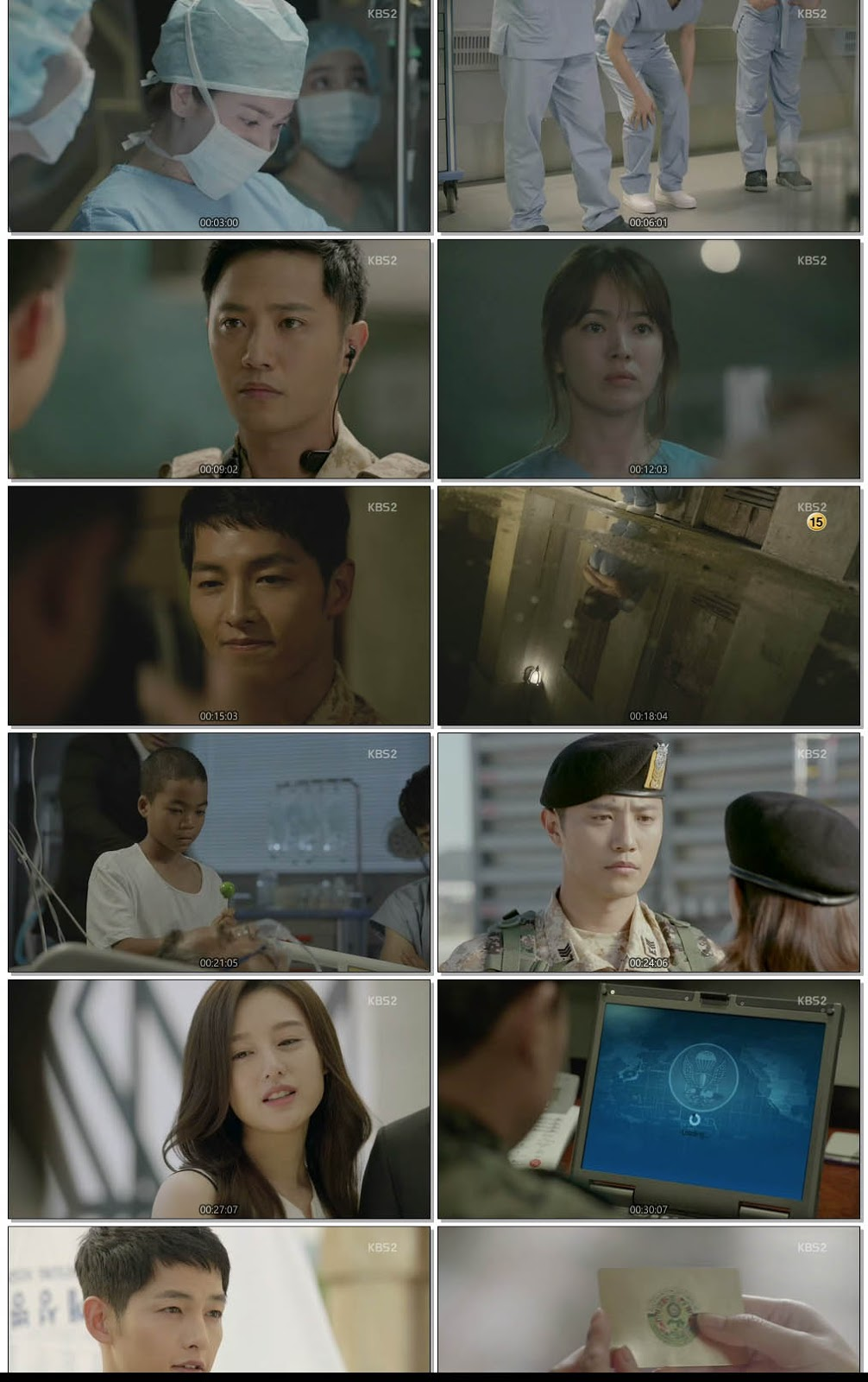 Descendants of the Sun 2016 S01E04 In Hindi Download at movies500.com