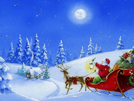download besplatne pozadine za desktop 1280x960 slike ecard čestitke Merry Christmas Sretan Božić Djed Mraz Božićnjak
