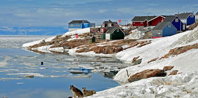 Remotest Ittoqqortoormiit Greenland
