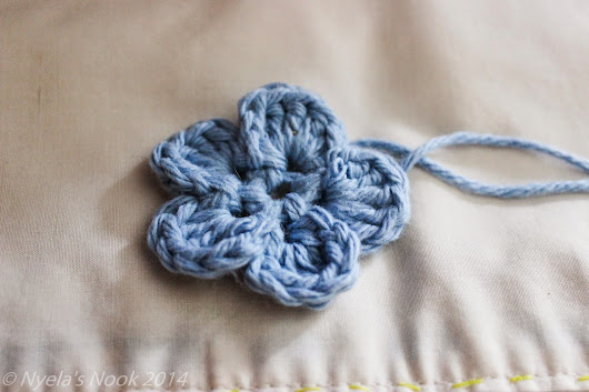 My 52 Week Crochet Challenge: Week 16