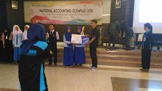 smk islam batu juara akuntansi olimpiade 2016 FE-UM