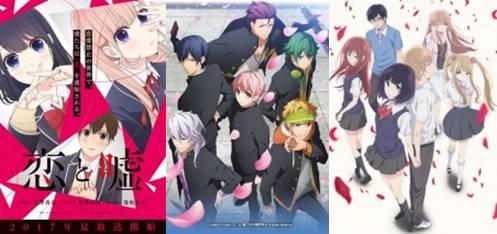 rekomendasi anime romance school 2017 terbaik terbaru 2018