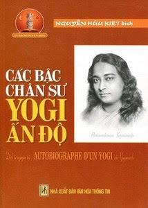 Các Bậc Chân Sư Yogi ấn Độ - Sri Yogananda