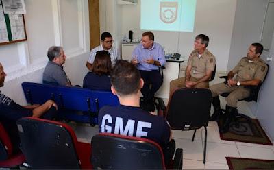 Guarda Municipal e Polícia Rodoviária Estadual iniciam primeira operação em conjunto em Florianópolis (SC)