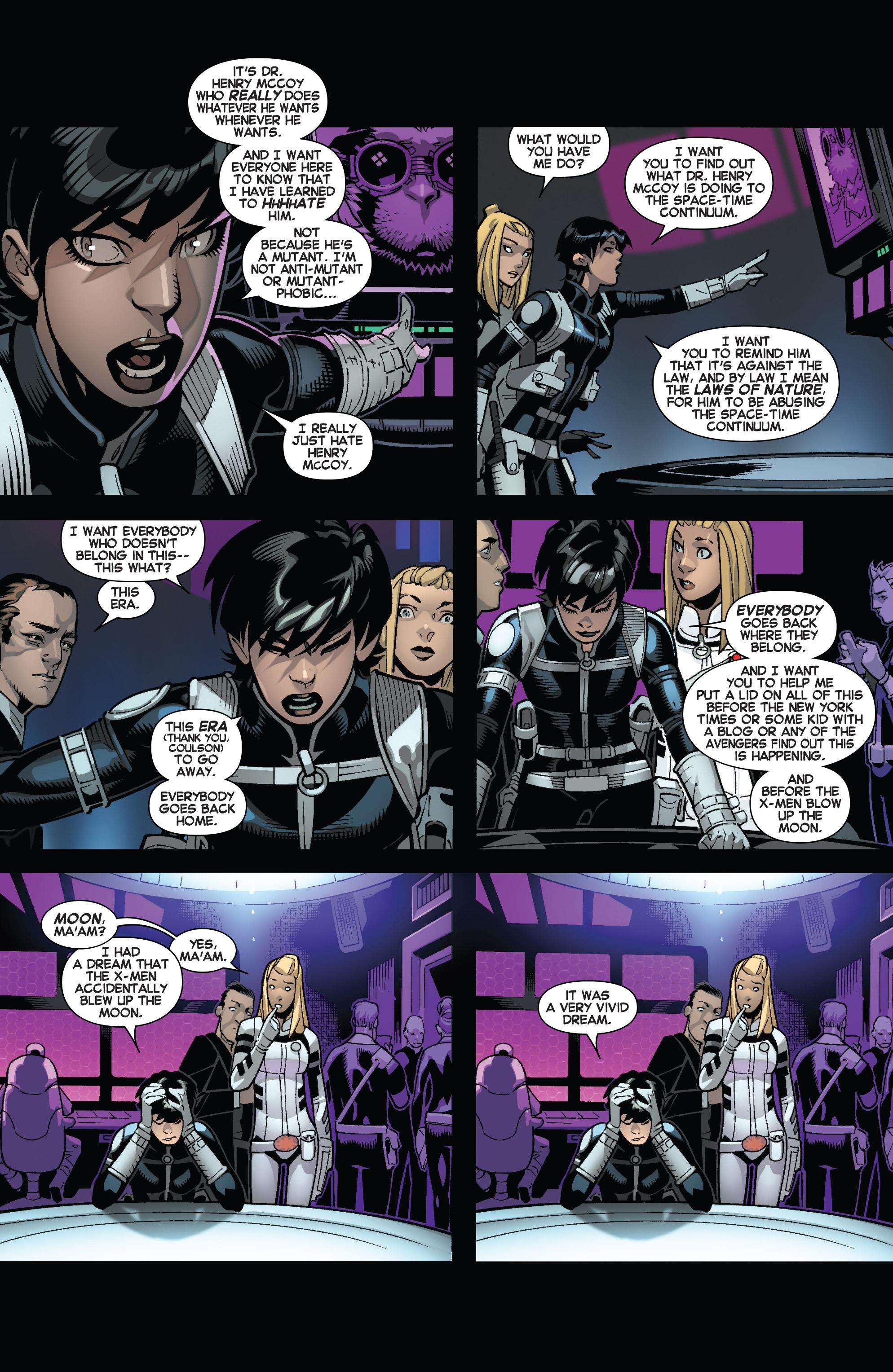 Read online Uncanny X-Men (2013) comic -  Issue #12 - 4