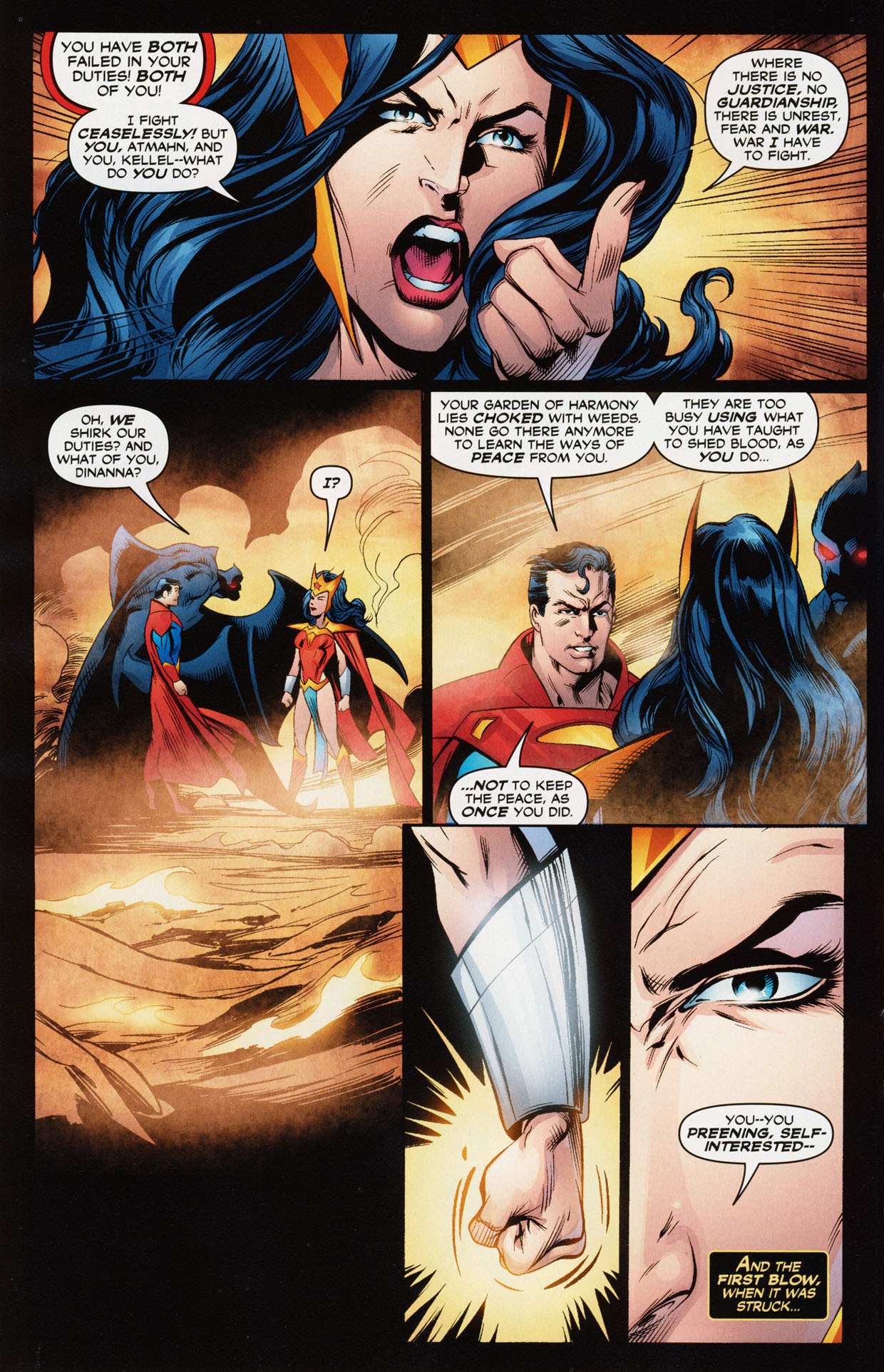 Read online Trinity (2008) comic -  Issue #36 - 11