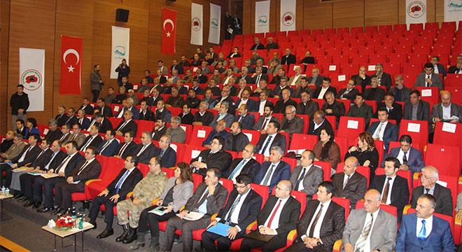 Diyarbakır Sur'daki muhtarlarla toplantı yapıldı