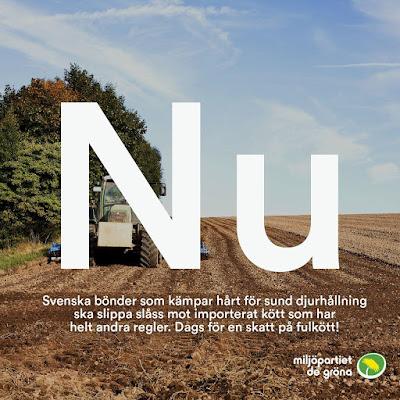 Svenska bönder som kämpar för sund djurhållning ska slippa slåss mot billigt importerat kött