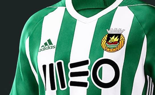 リオ・アヴェFC 2017-18 ユニフォーム-ホーム