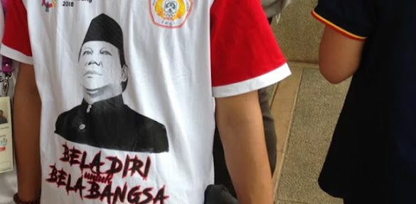 Ada Kaos Prabowo di Pertandingan Pencak Silat Asian Games