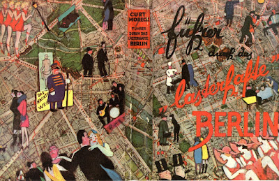 Guide to Berlin 1931 - Cover