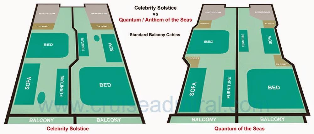 Quantum of the Seas or Celebrity Solstice