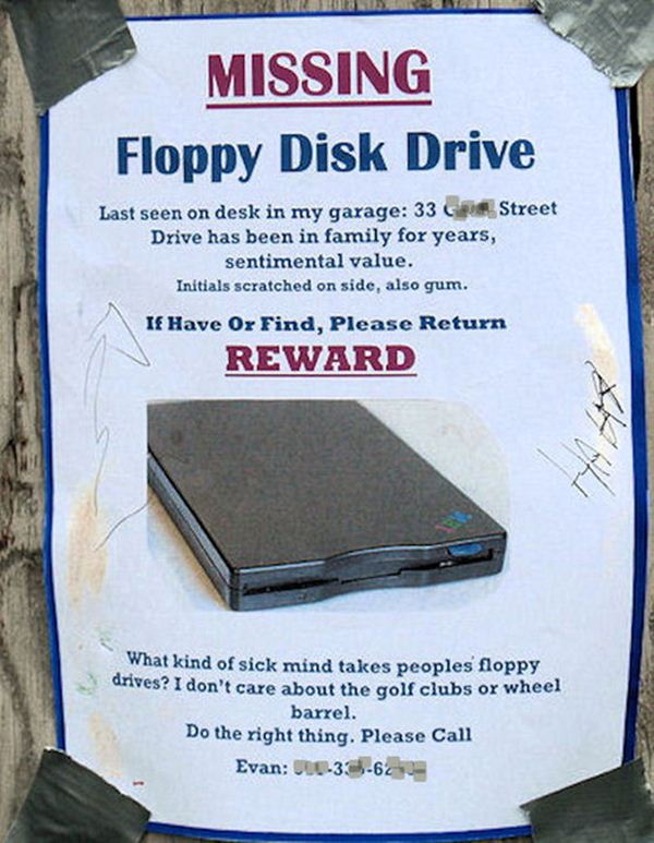 Funny Lost and Found Signs (30 Pics)   Funny Signs