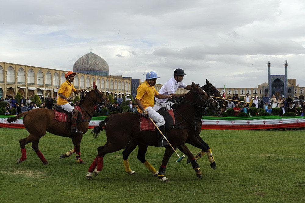 Uppersia Iran Travel Blog Polo An Iranian Sport On