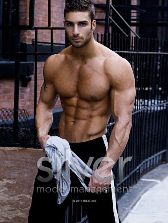 Beautiful Men Adam Ayash