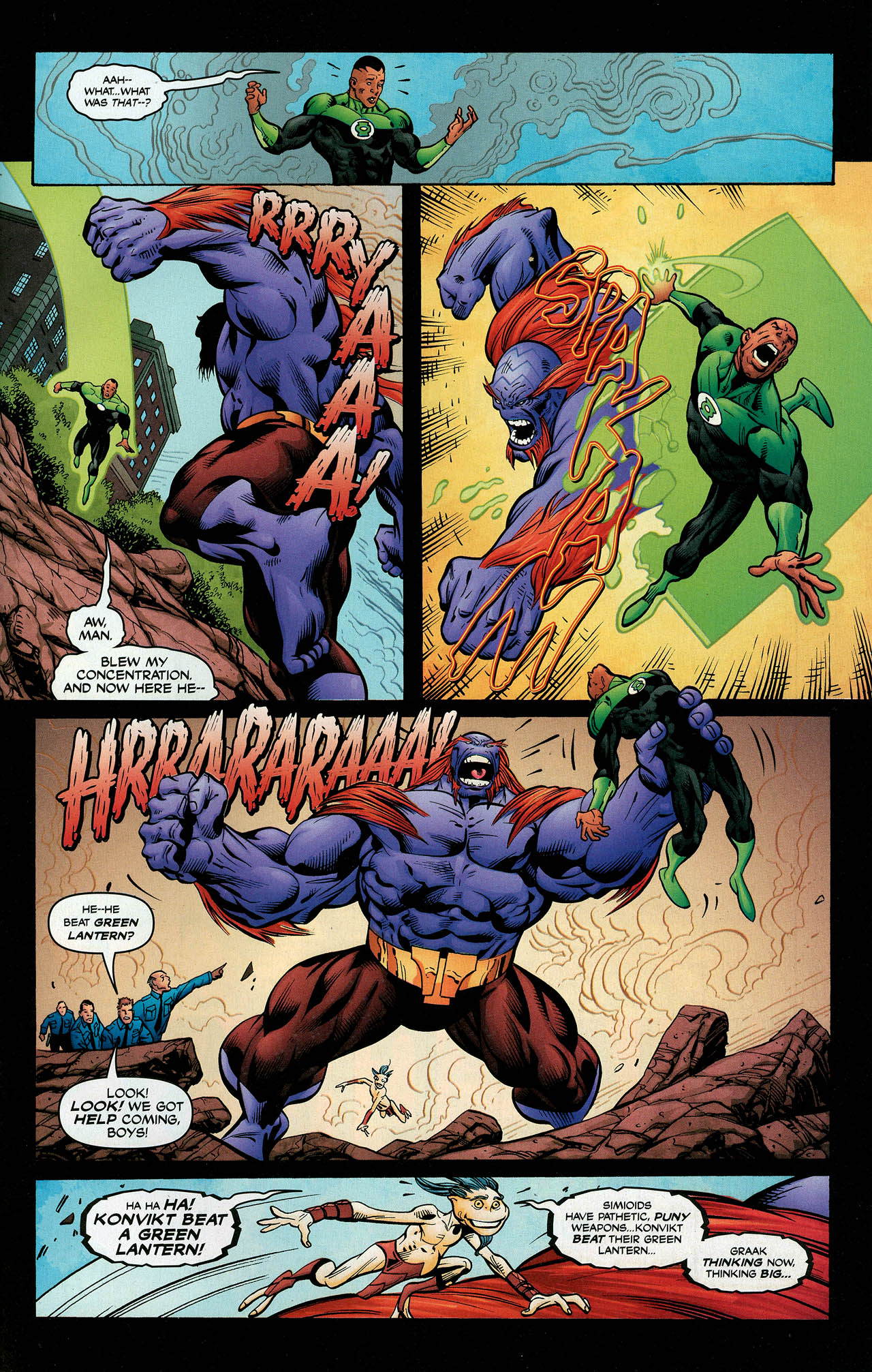 Read online Trinity (2008) comic -  Issue #2 - 28