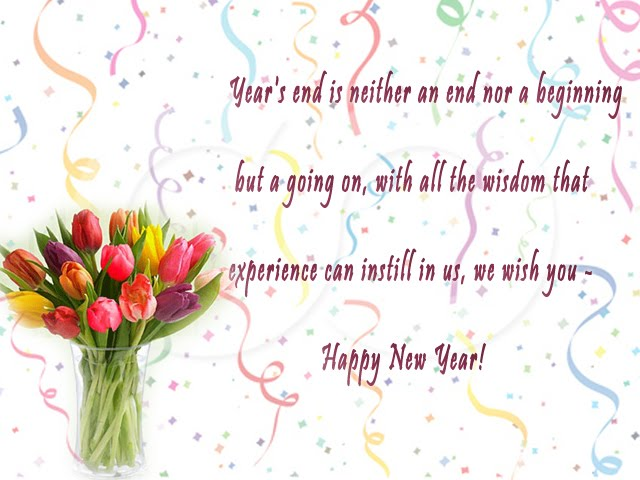 Happy New Year Cards Wishes HD Wallpapers Download Free