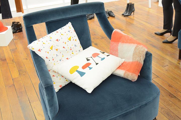 fauteuil coussins Monoprix 2016