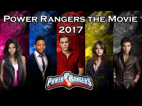 Power Rangers The Movie (2017)