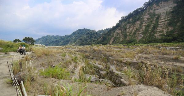 台中東勢|大安溪大峽谷|921地震形成的天然景觀|又稱卓蘭大峽谷、東勢大峽谷